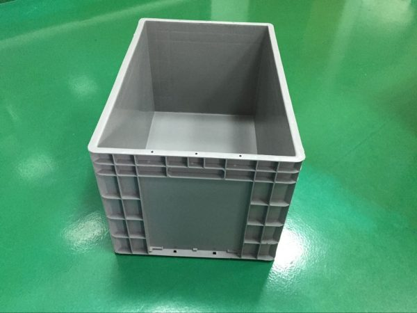 straight wall container