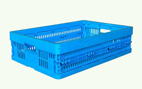32l folding crate fold up crates