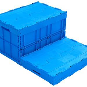 collapsable storage bins