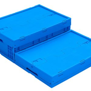fold flat storage boxes