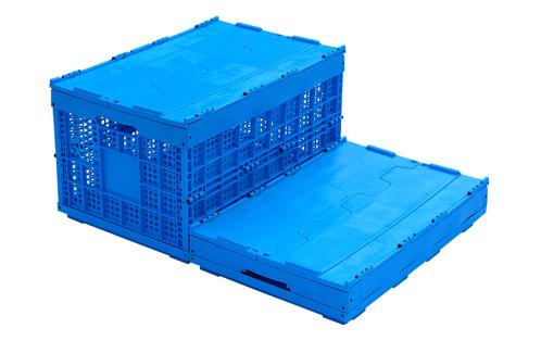 folding storage crates
