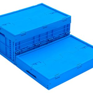 polymer logistics collapsible storage