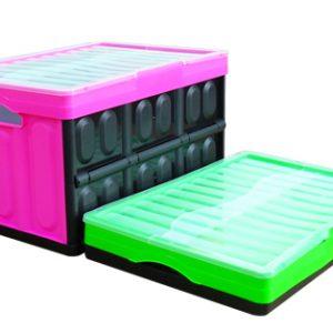 storage crates plastic